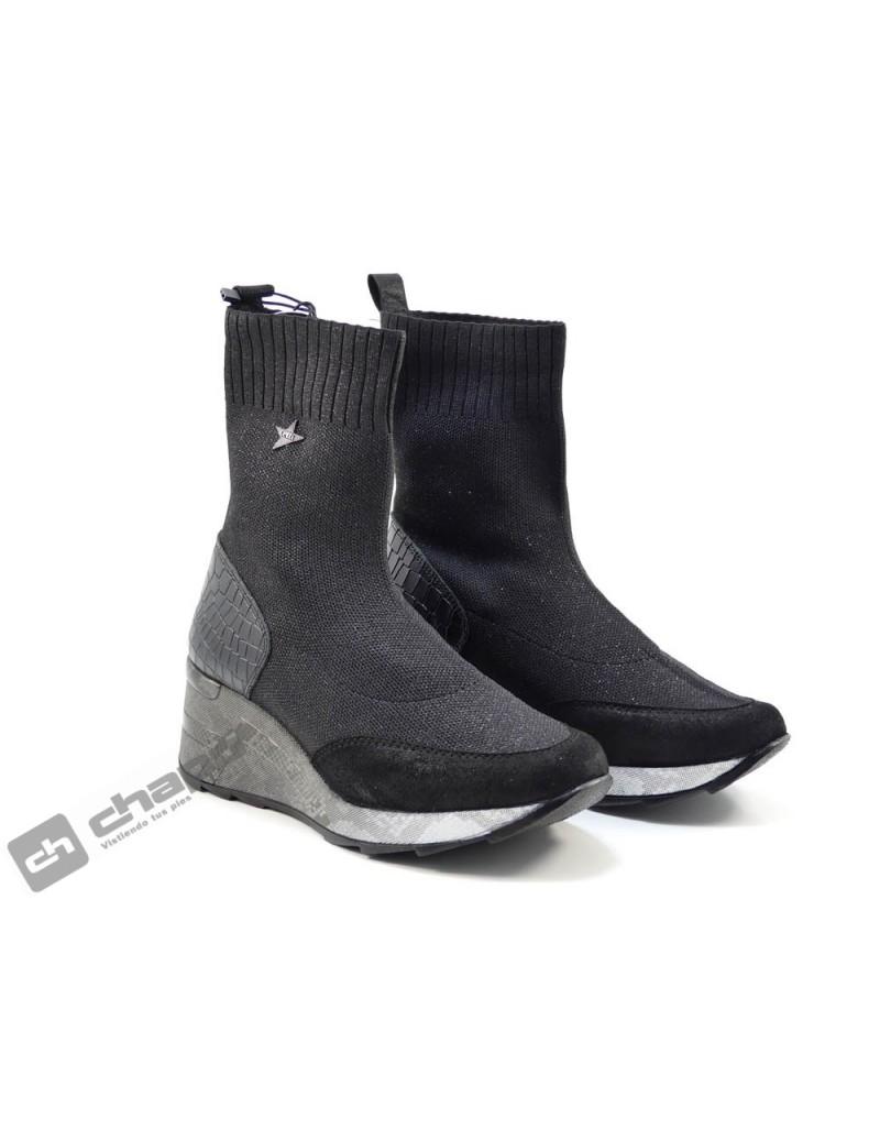 Sneakers Negro Cetti C-1272
