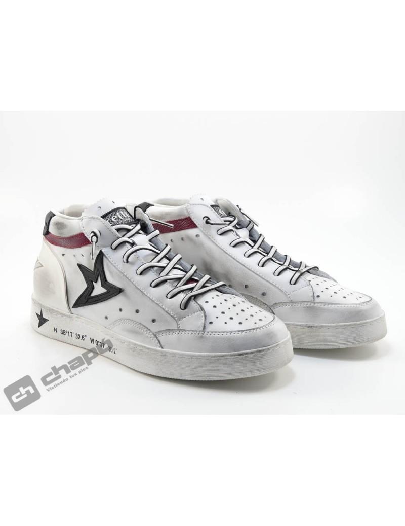 Sneakers Blanco Cetti C-1267