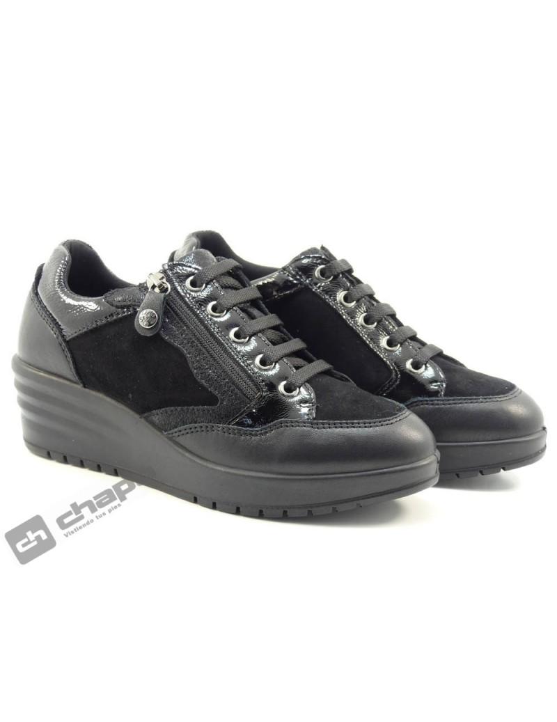 Sneakers Negro Imac 805930