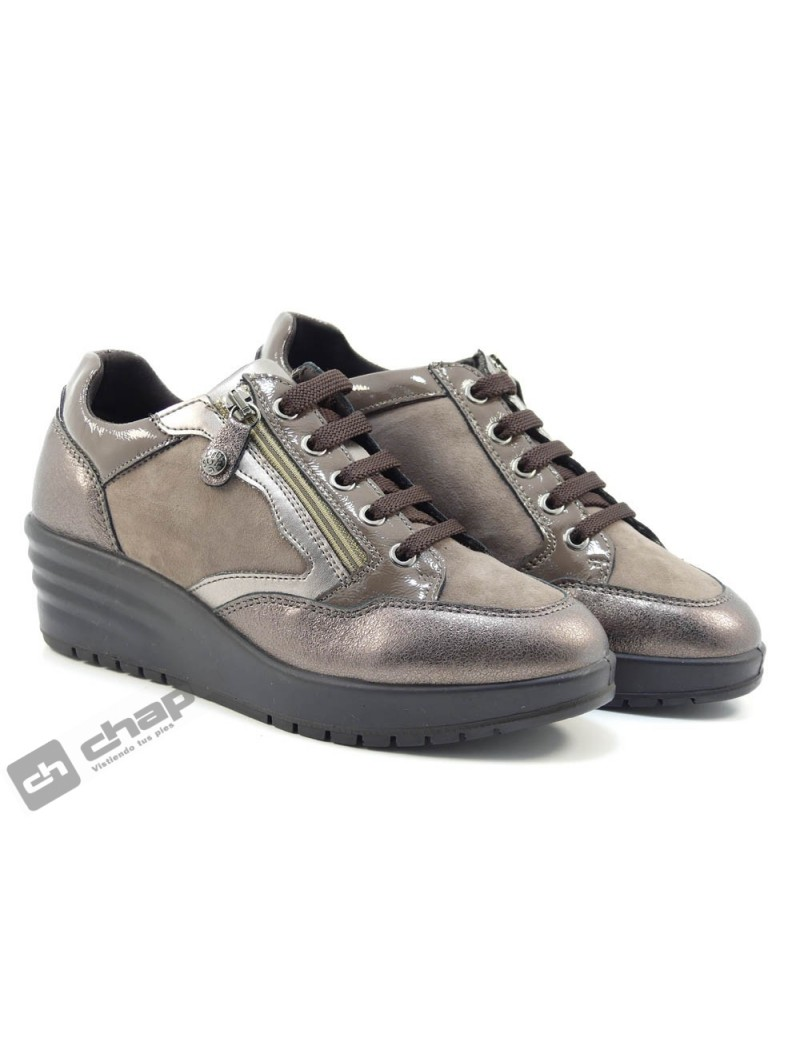 Sneakers Taupe Imac 805930
