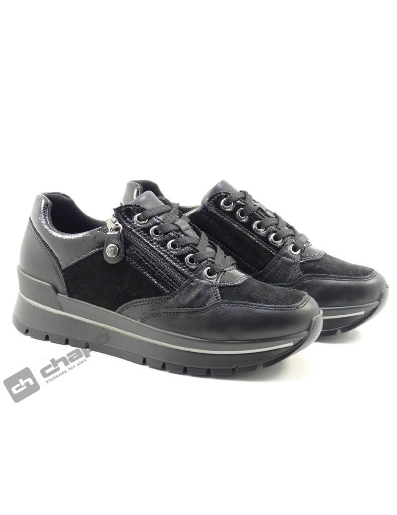 Sneakers Negro Imac 807831