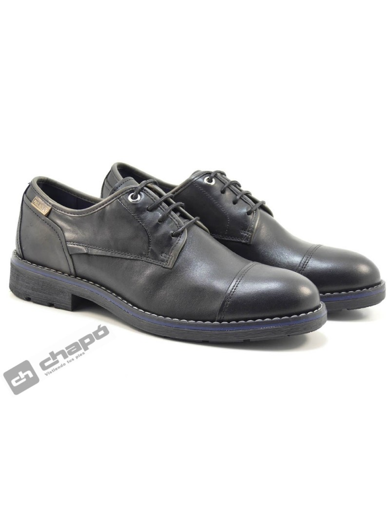 Zapatos Negro Pikolinos M2m-4076