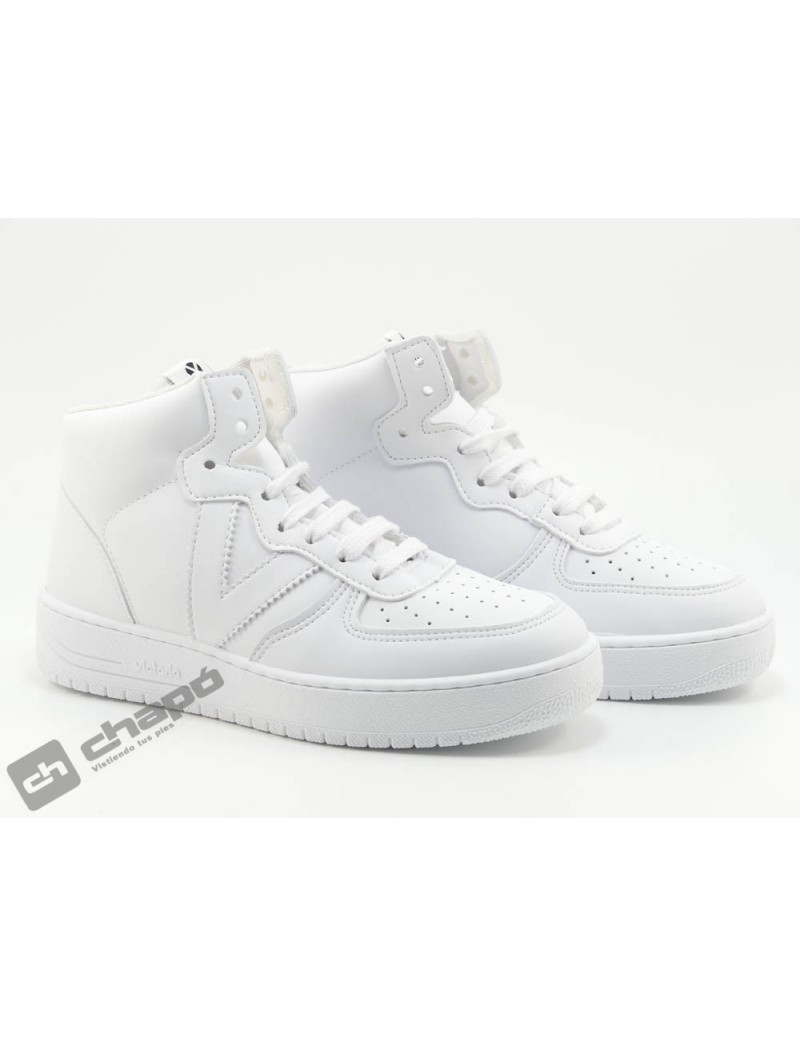 Sneakers Blanco Zapatillas Victoria 1129116
