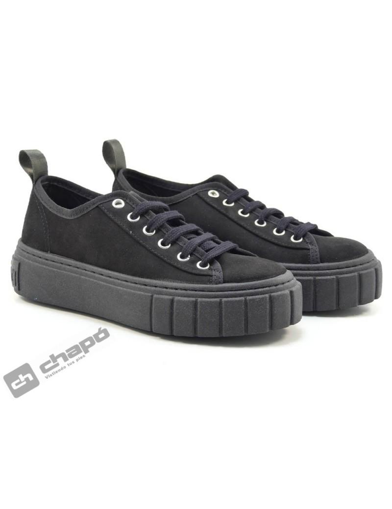 Sneakers Negro Zapatillas Victoria 1270105