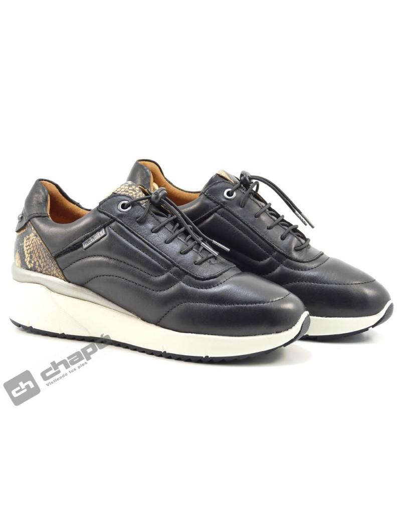 Sneakers Negro Pikolinos W6z-6695
