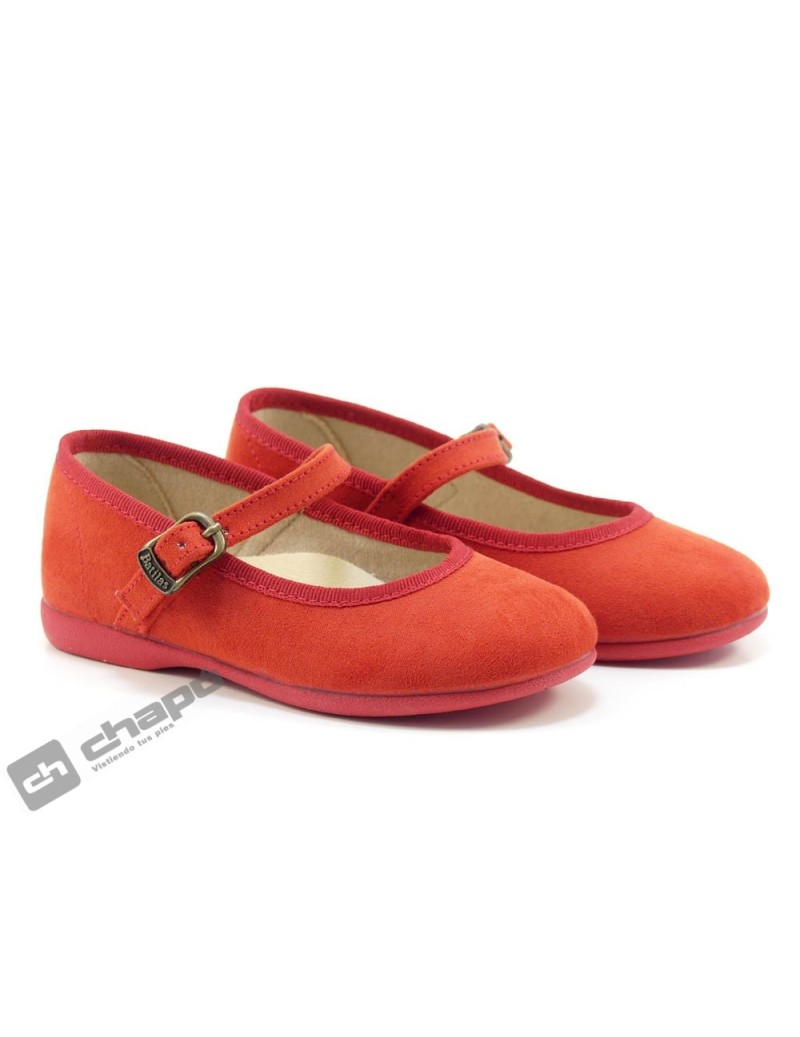 Mercedita Rojo Batilas 10750