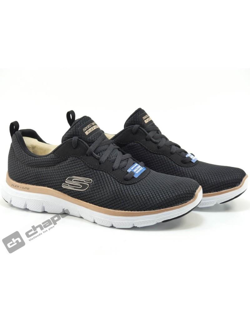 Sneakers Negro Skechers 149303