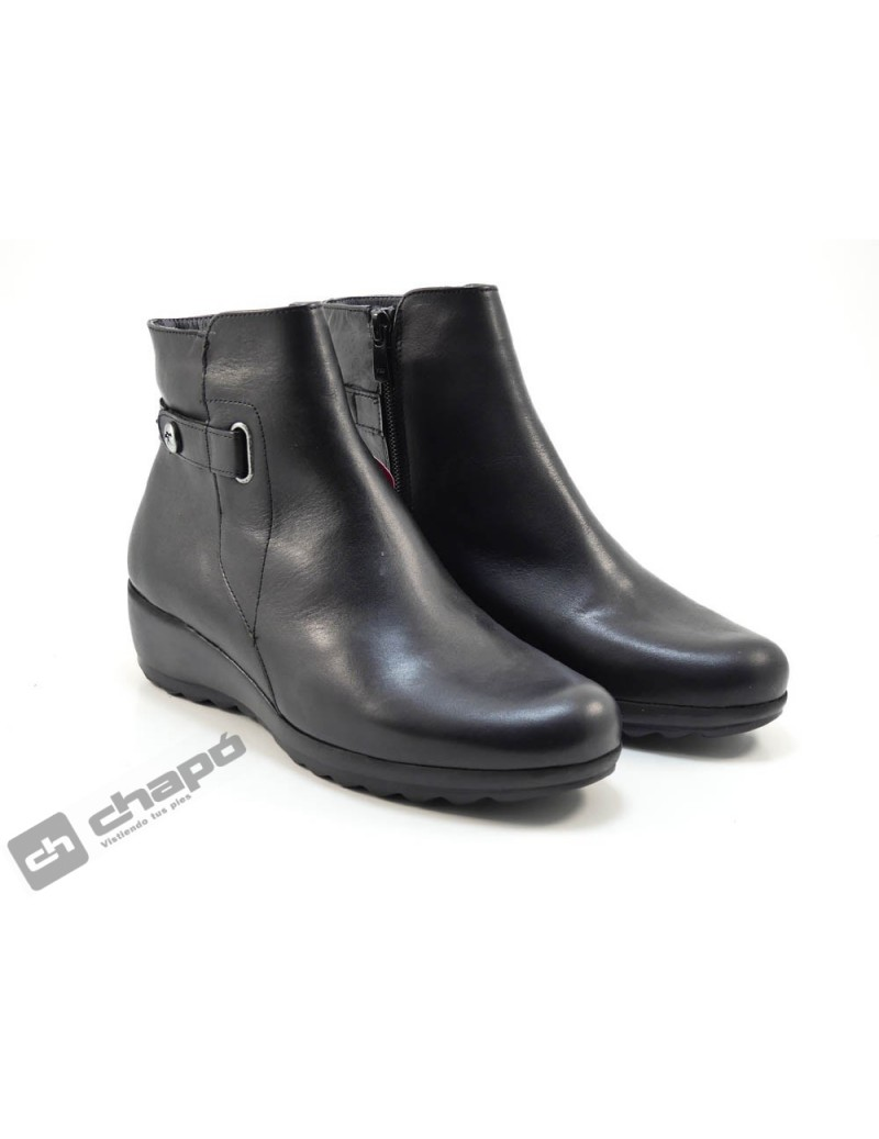 Botines Negro Fluchos F1074