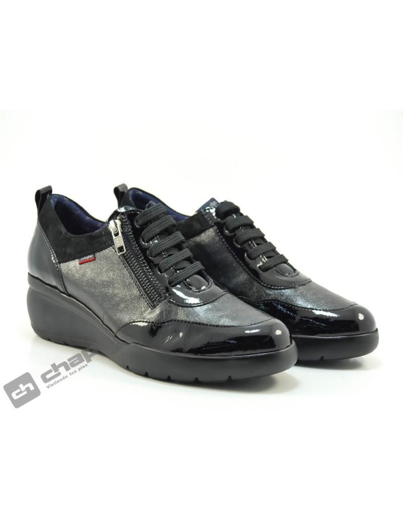 Sneakers Negro Callaghan 25616