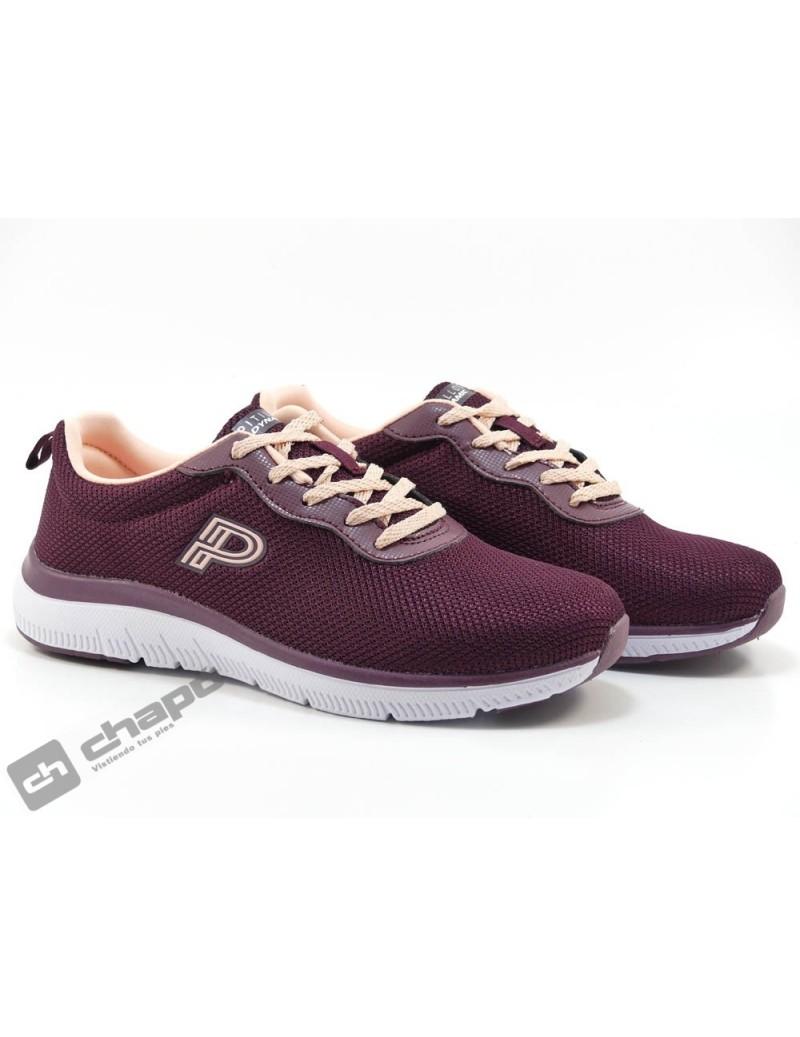 Sneakers Burdeo Pitillos 1180