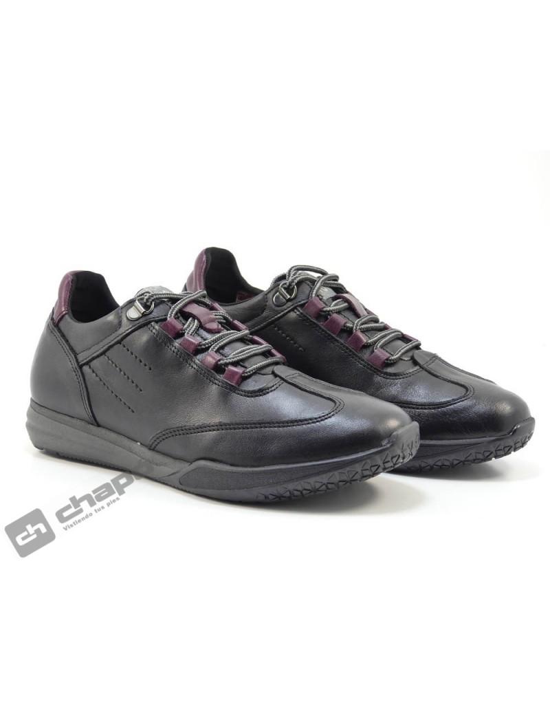 Zapatos Negro  5132