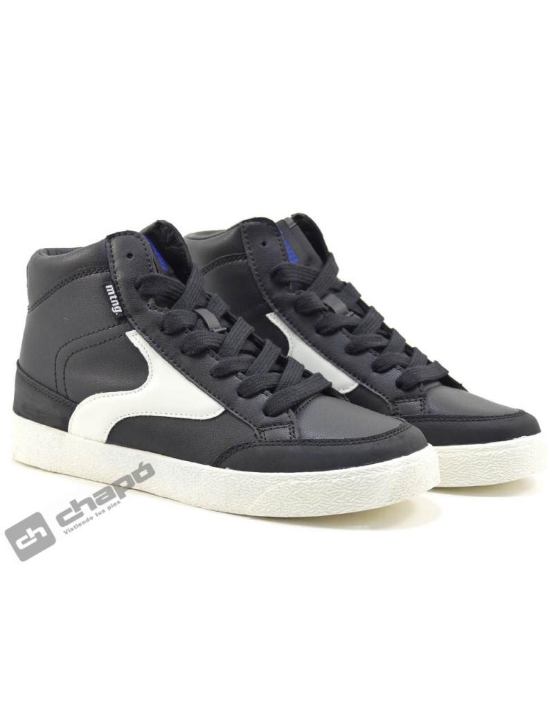 Sneakers Negro Mustang 60168
