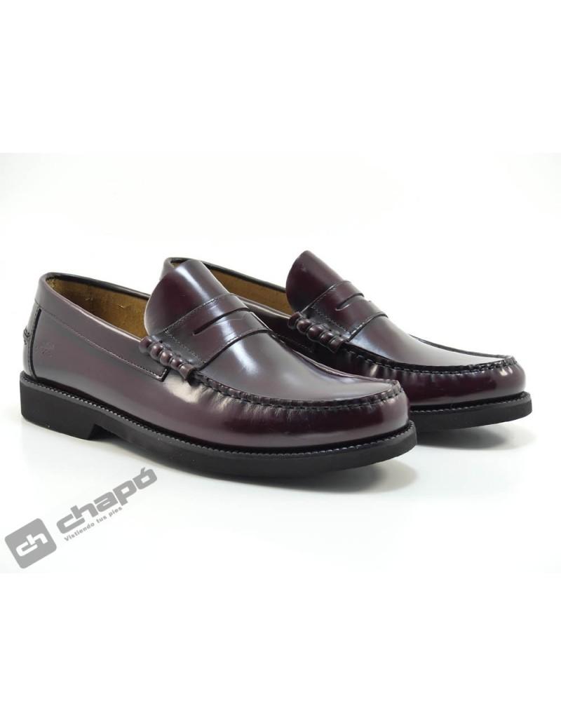 Zapatos Burdeo Fluchos F0047