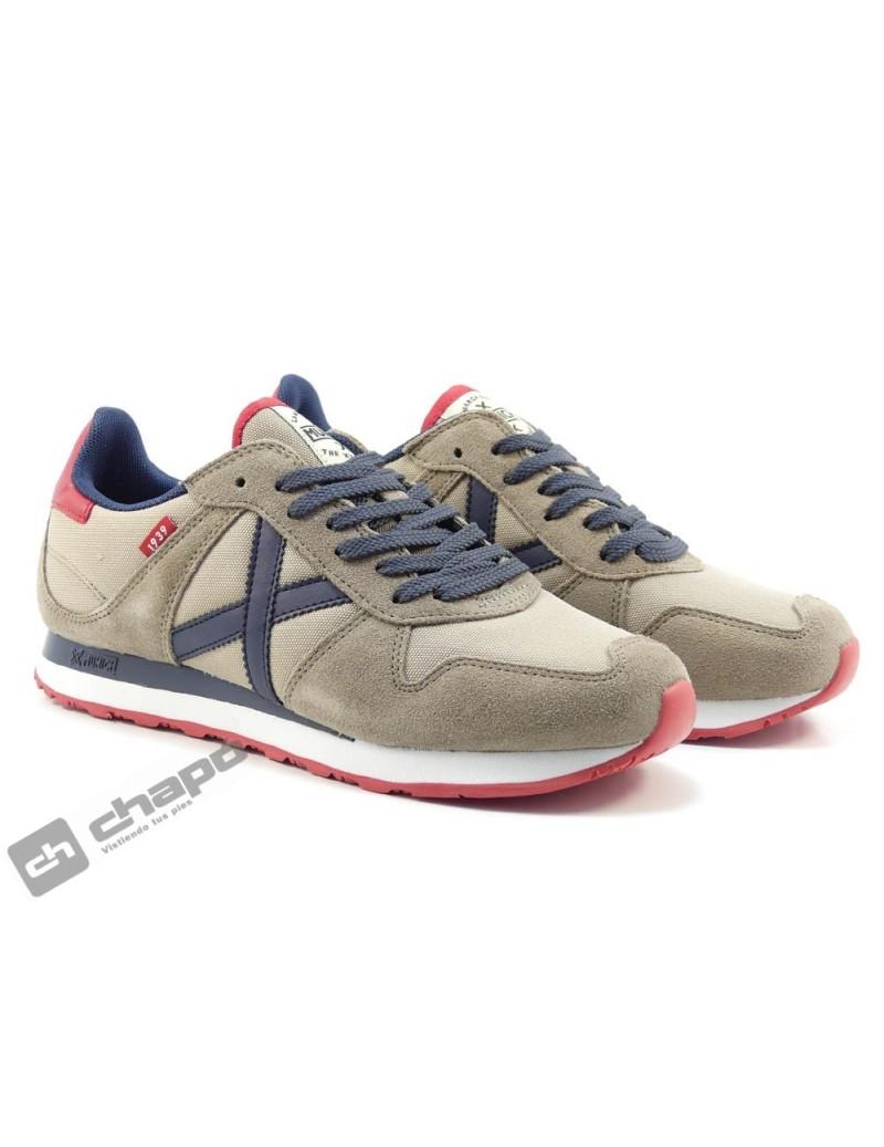 Sneakers Taupe Munich Masana-8620437