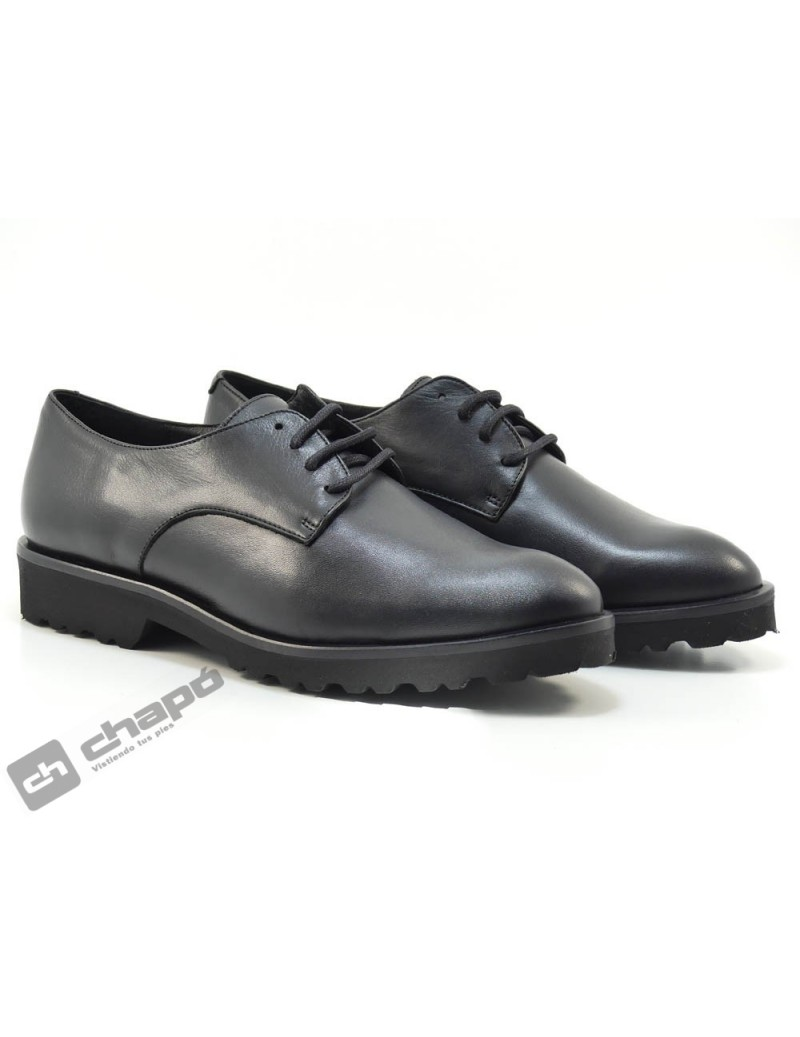 Zapatos Negro  3391