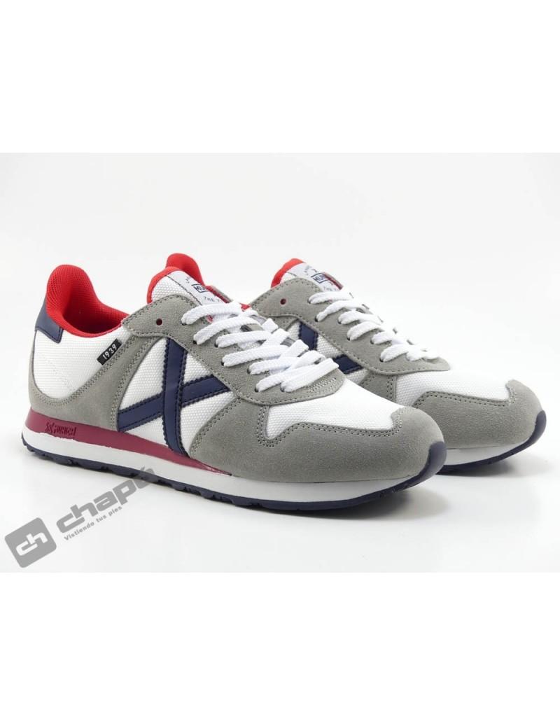 Sneakers Blanco Marino Munich Masana-8620434