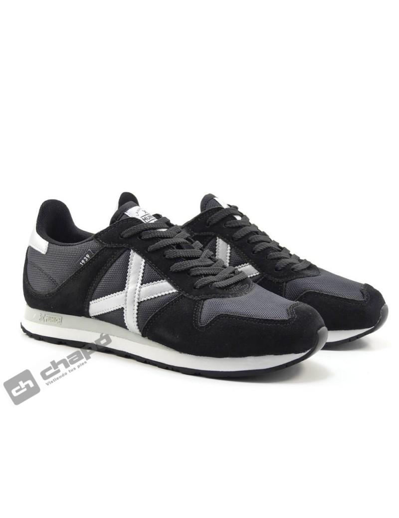 Sneakers Negro Munich Masana-8620432