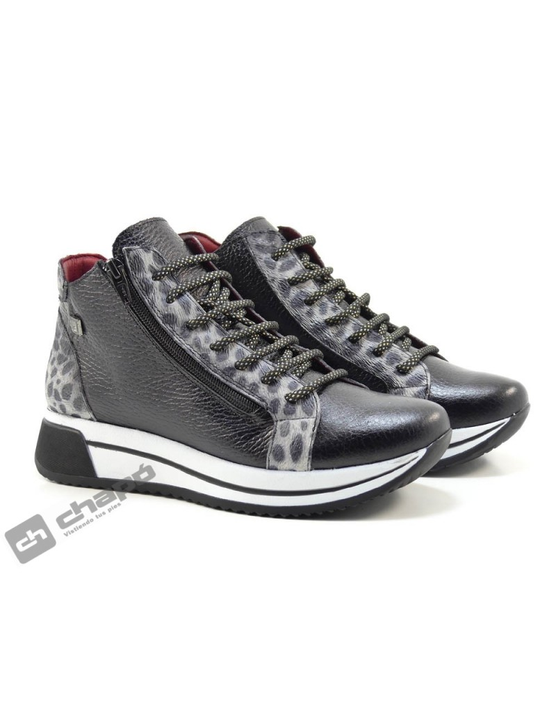 Sneakers Negro Jose Saez 3107