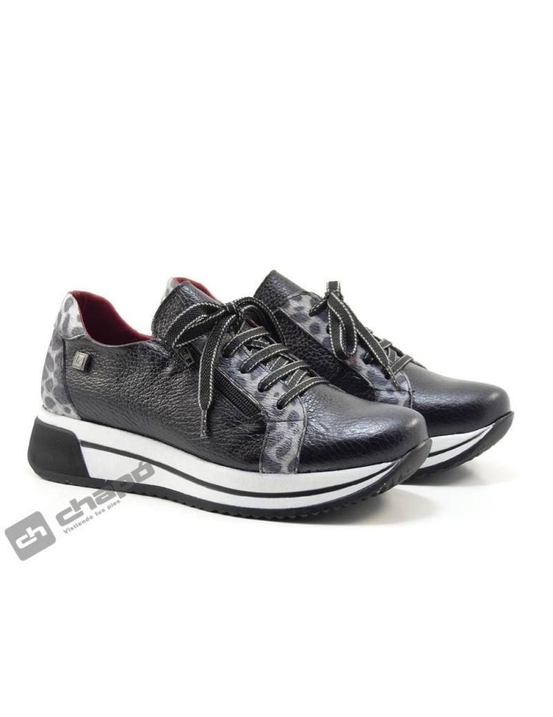 Sneakers Leopardo Jose Saez 3106