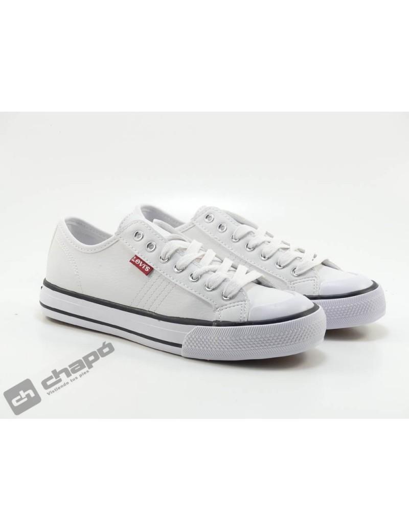 Zapatos Blanco Levi´s 233013-794-51