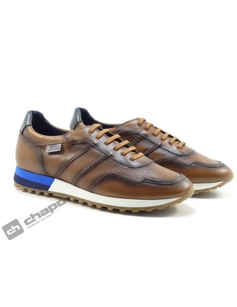 Sneakers Cuero Angel Infantes 09106