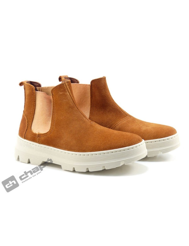 Sneakers Bronce Natural World 7152