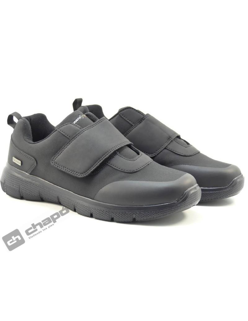 Sneakers Negro Cutillas 34603