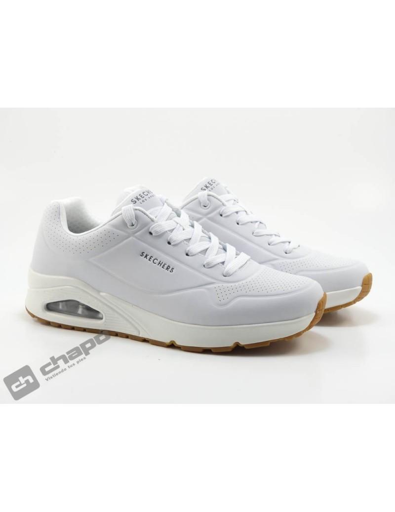 Sneakers Blanco Skechers 52458