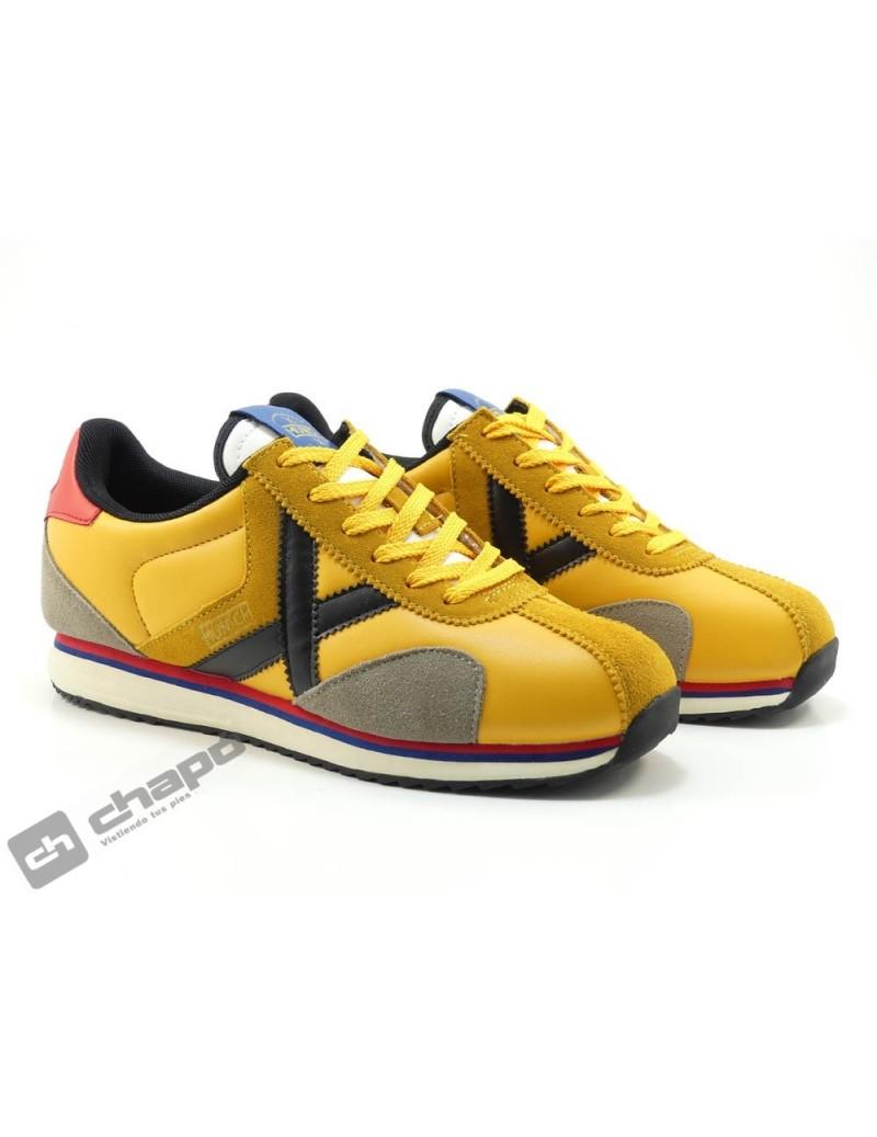 Sneakers Amarillo Munich Sapporo
