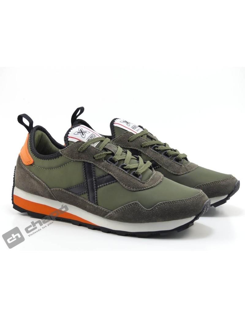 Sneakers Verde Munich Um