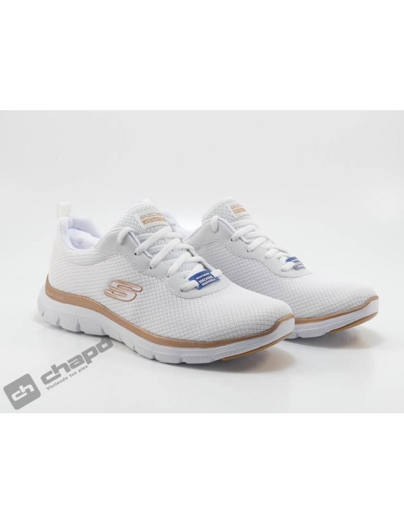 Sneakers Blanco Skechers 149303
