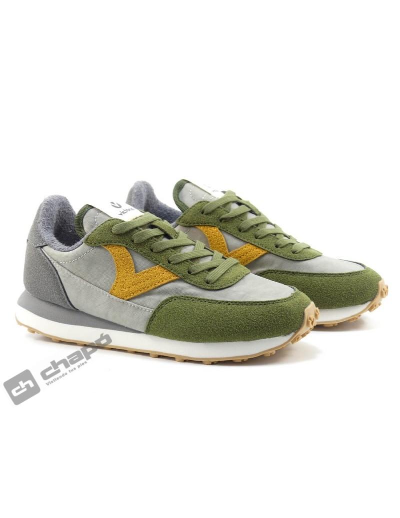 Sneakers Kaki Zapatillas Victoria 1138105
