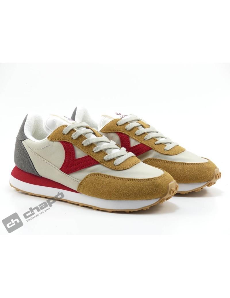 Sneakers Cuero Zapatillas Victoria 1138104