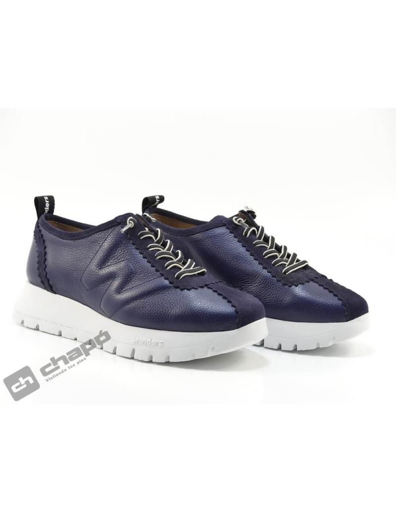 Sneakers Marino Zapatos Wonders A-2410