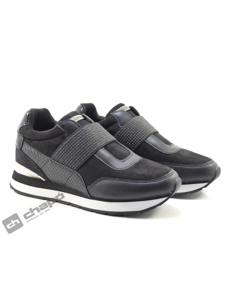 Sneakers Negro Maria Mare 63051