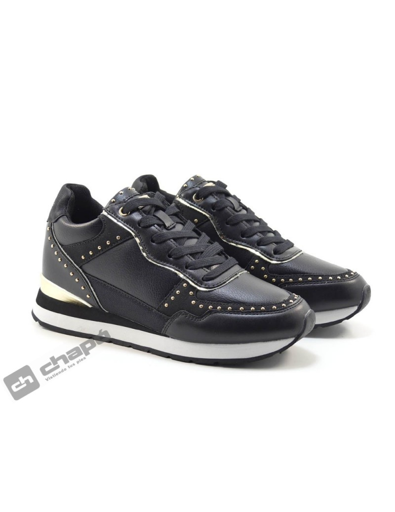 Sneakers Negro Maria Mare 63050