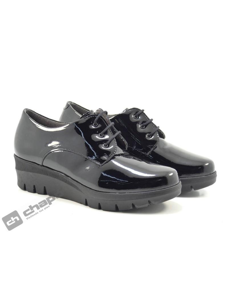 Zapatos Negro Pitillos 1112
