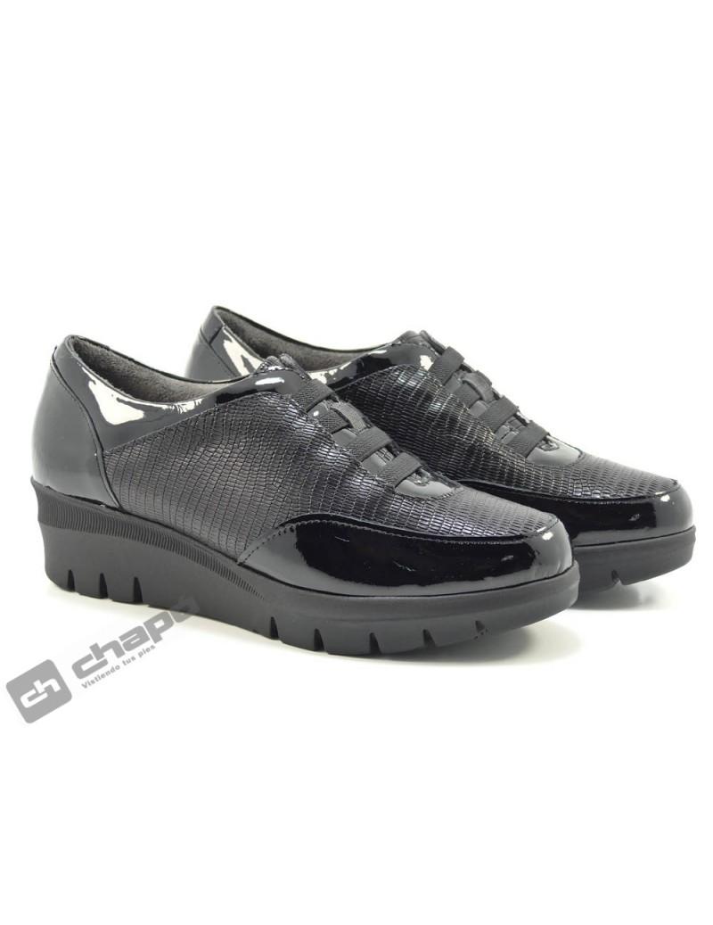 Sneakers Negro Pitillos 1113