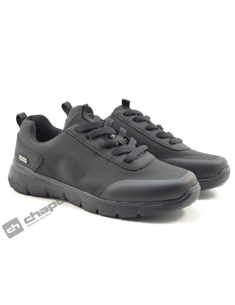 Sneakers Negro Cutillas 34601