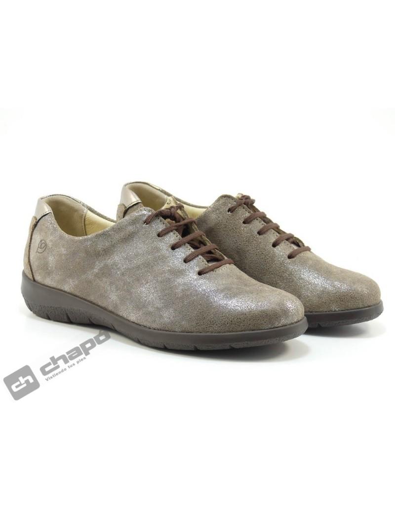 Sneakers Platino Suave 3503