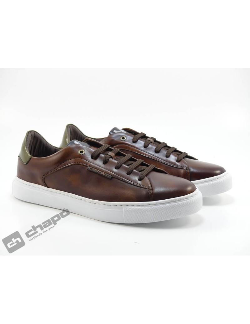 Sneakers Cuero Martinelli 1564-2561b