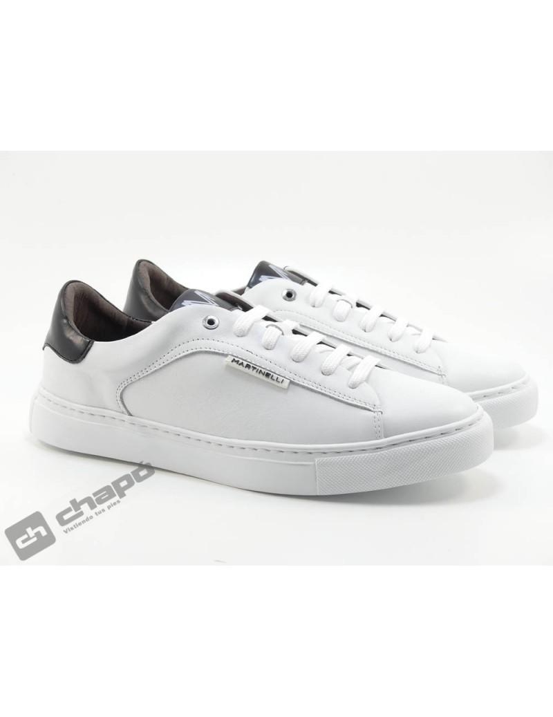 Sneakers Blanco Martinelli 1564-2561b