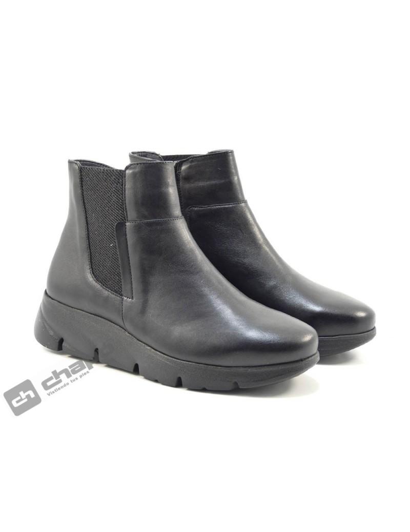 Botines Negro Fluchos F1361