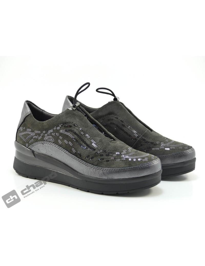 Sneakers Gris  217145