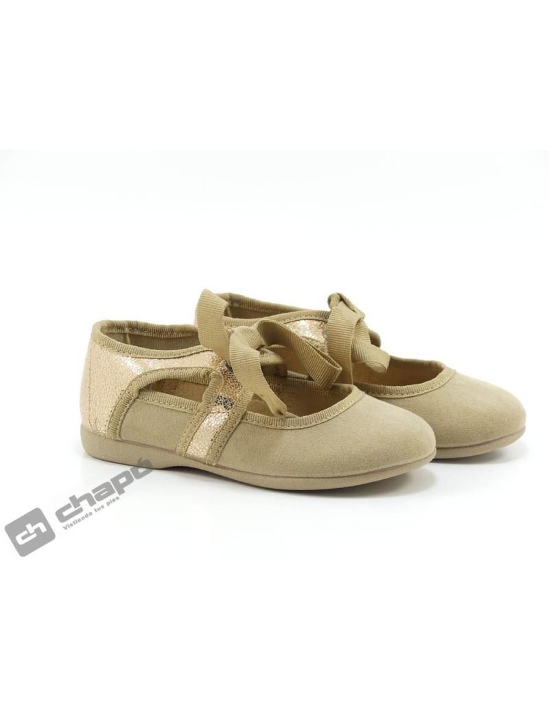 Zapatos Beig Batilas 160/050/197