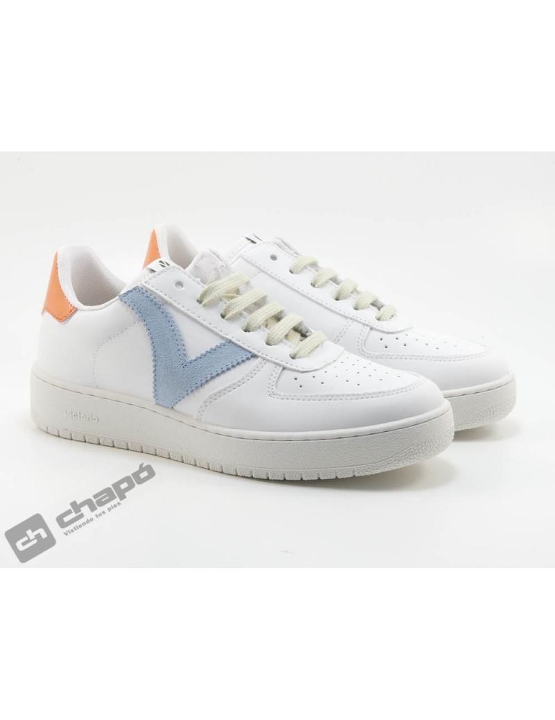 Sneakers Celeste Zapatillas Victoria 1258201