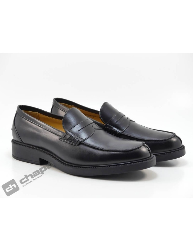 Zapatos Negro Trotters 1907