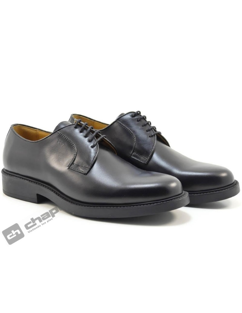 Zapatos Negro Trotters 1906