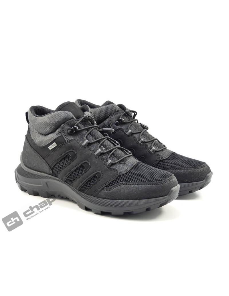 Sneakers Antracita Imac 803618