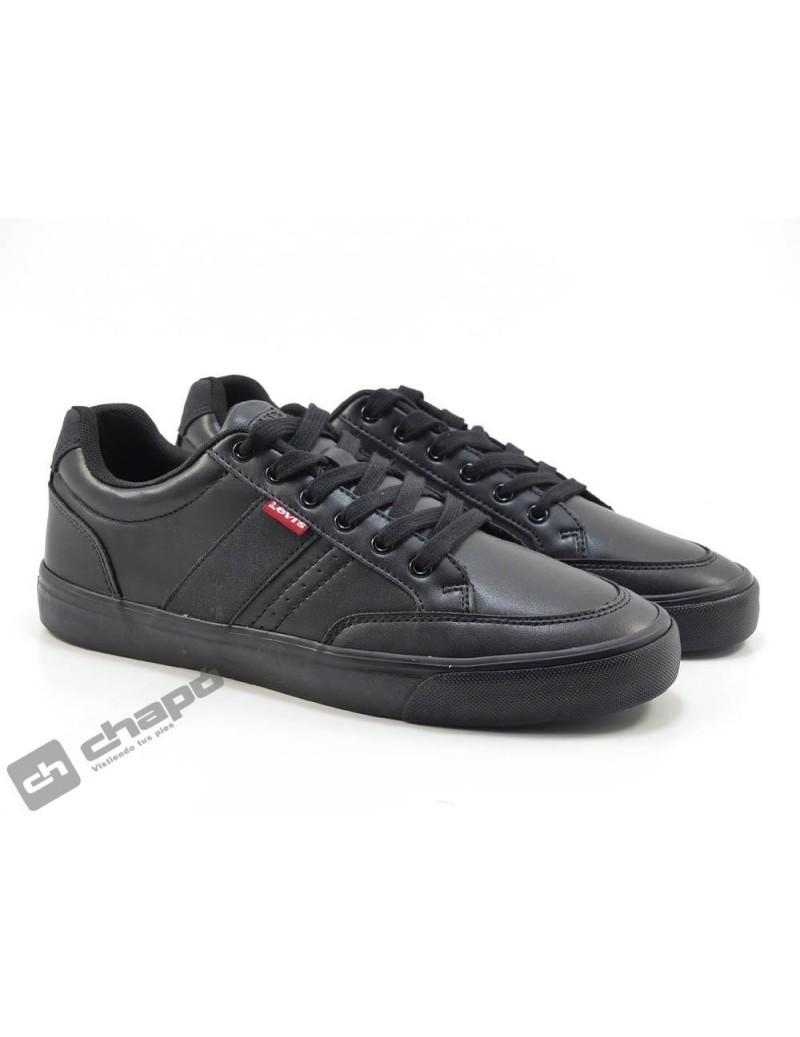 Zapatillas Deportiva Negro Levi´s 233658